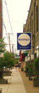 Moonstruck street view by g emil reutter