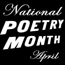 national poetry month 2