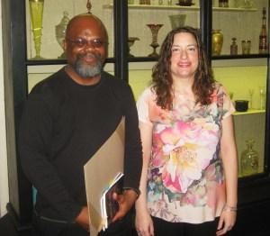 Featured Poets Le Hinton and Christine Klocek-Lim