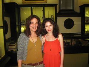 Featured Poets Leslie Anne Mcilroy and Rosebud Ben-Oni