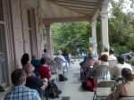 Poets on the Porch 2010 - Carlos Soto Roman reads