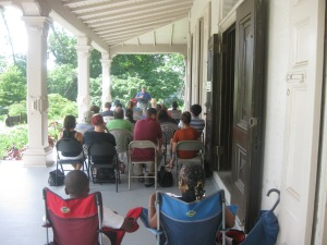 Scenes from Poets on the Porch 2013 048