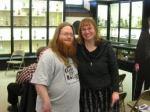 John Dorsey and Rebecca Schumedja