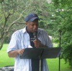 mel brake at Poets on the Porch