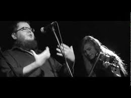 Shane Koyczan and Hannah Epperson