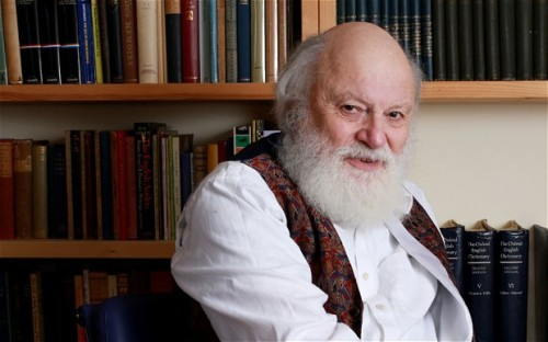 geoffrey hill photo by clara molden