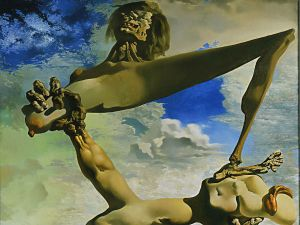 soft construction by Dali