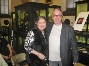 Featured Poets Maria Keane and Michael Steffen
