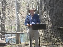 Tom Mallouk reads