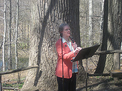 Wendy Schermer reads