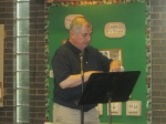 Featured Poet Dennis Daly