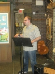 Featured Poet Chad Parenteau