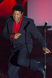 Chubby Checker (Photo by Charles Sykes-Invision-AP)