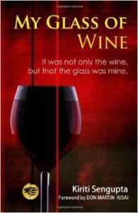 my glass of wine