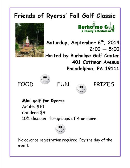 golf classic emailed