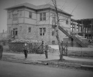 Robert Ryerss Elementary School courtesy Philadelphia City archives.