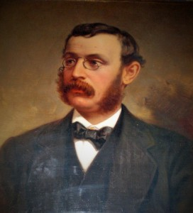 Robert W. Ryerss courtesy of Ryerss Museum and Library