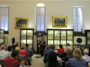Featured Reading Series @ Ryerss Museum and Library