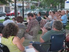 Poets In The Park - Lions Park