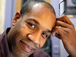 Gregory Pardlo, who was raised in Willingboro, won the 2015 Pulitzer Prize for poetry. KATHY WILLENS  Associated Press