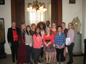 Winners of 2nd Annual Ryerss Youth Poetry Contest