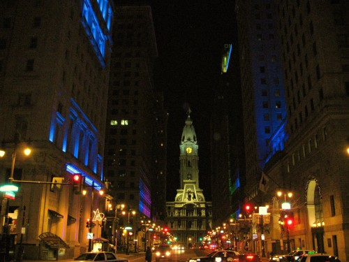 Philadelphia City Hall '08