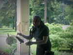 Poet  Kimmika Williams-Witherspoon