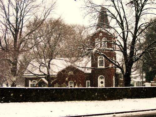 Oxford Trinity Church- Lawndale